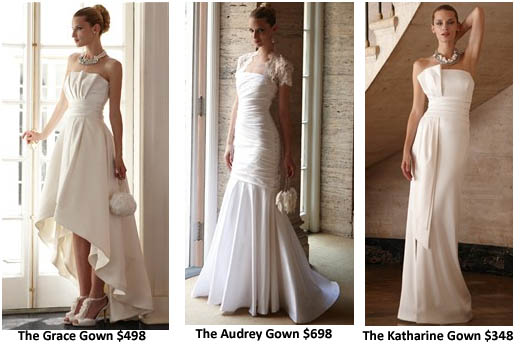 Which White House Black Market Gown Is The Best Fit For Kate